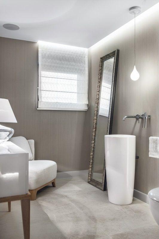 Galeria Zdjęć Zdjęcie Kamienna Podłoga W łazience Z