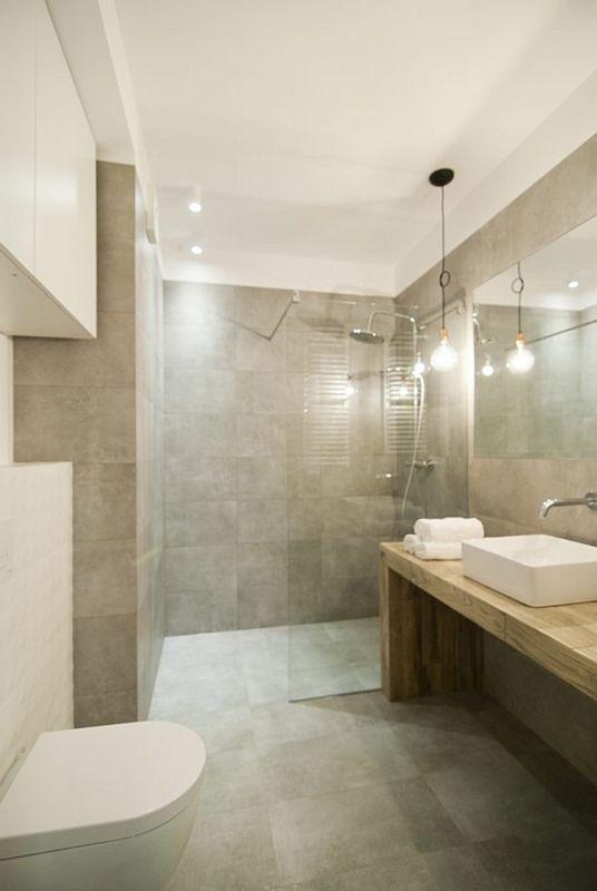 Galeria Zdjęć Zdjęcie Minimalistyczna Mała łazienka