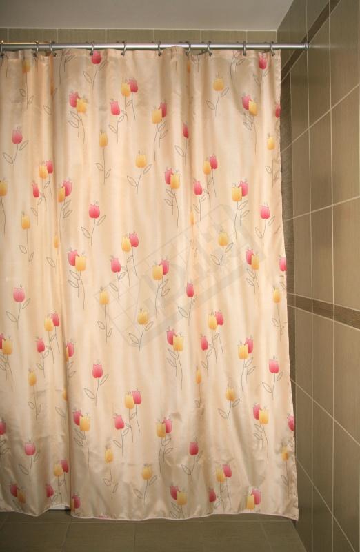 Adah Galeria Zasłonka Holland Z Poliestru łazienkowe