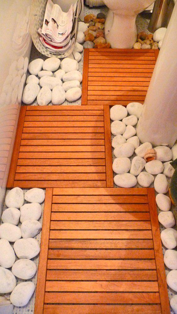 Baño De Tina Con Sal De Mesa:Łazienka w stylu zen – galeria – Łazienka w stylu zen – Łazienkowe