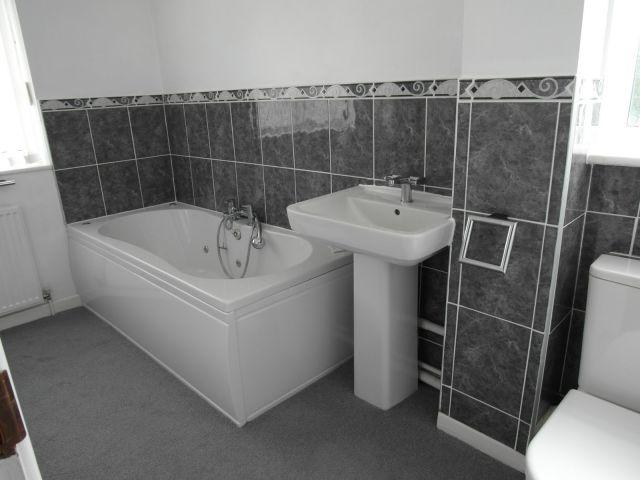 Szara łazienka Galeria Szara łazienka łazienkowe Inspiracje