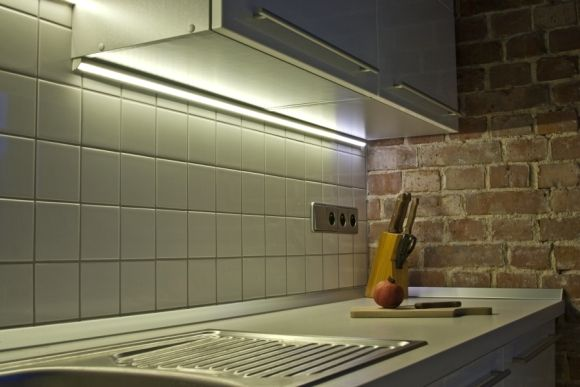 Galeria Zdjęć Zdjęcie Oświetlenie Led W Kuchni Wszystko