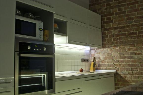 Oświetlenie LED - kuchnia