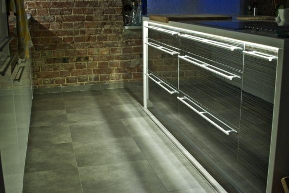 Fdssystem Galeria Dekoracyjne Oświetlenie Led W Kuchni
