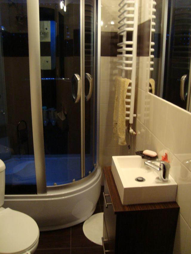 Galeria Zdjęć Zdjęcie Malutka łazienka Aranżacja