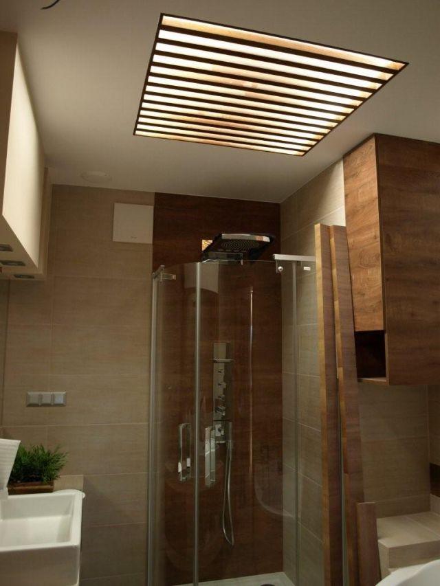 Wnek Wnek Galeria Ciekawe Oświetlenie łazienkowe