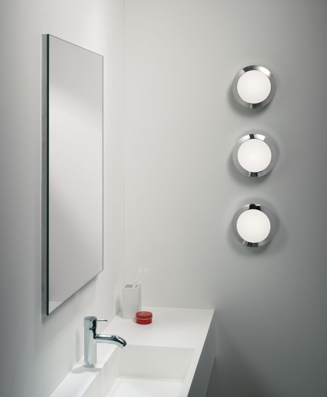 Galeria Zdjęć Zdjęcie Oświetlenie łazienkowe Kinkiet