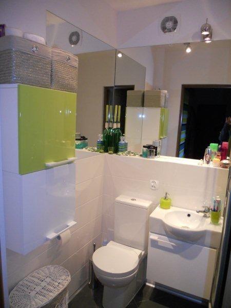 Galeria Zdjęć Zdjęcie Aranżacja Małej łazienki Wszystko