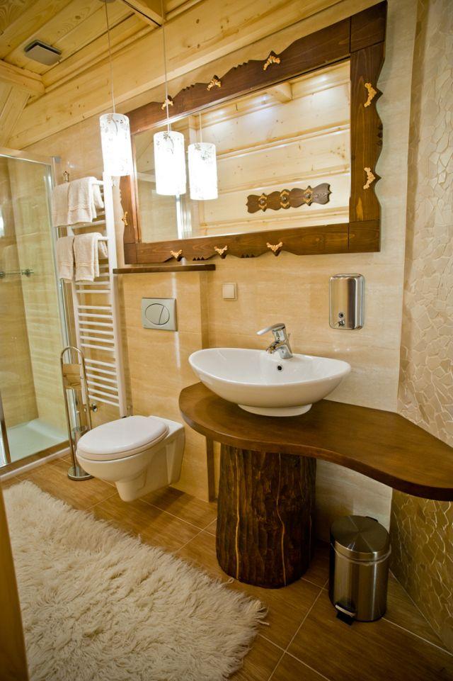 Galeria Zdjęć Zdjęcie łazienka W Drewnie Wszystko O