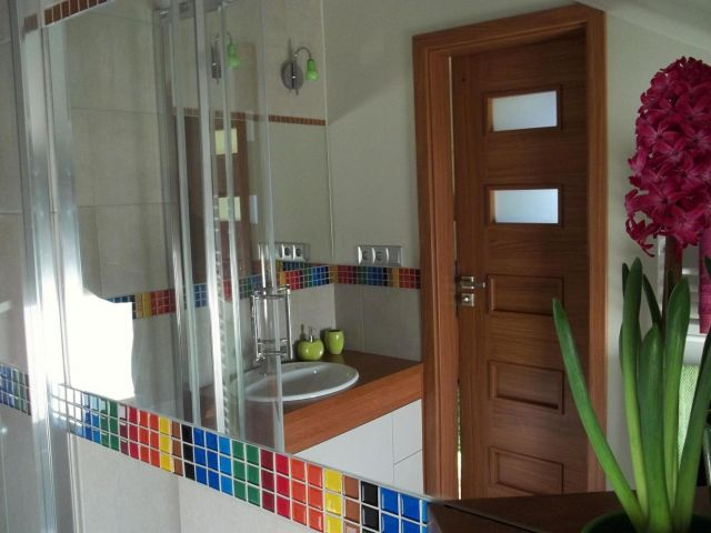 Galeria Zdjęć Zdjęcie Aranżacja Małej łazienki Na