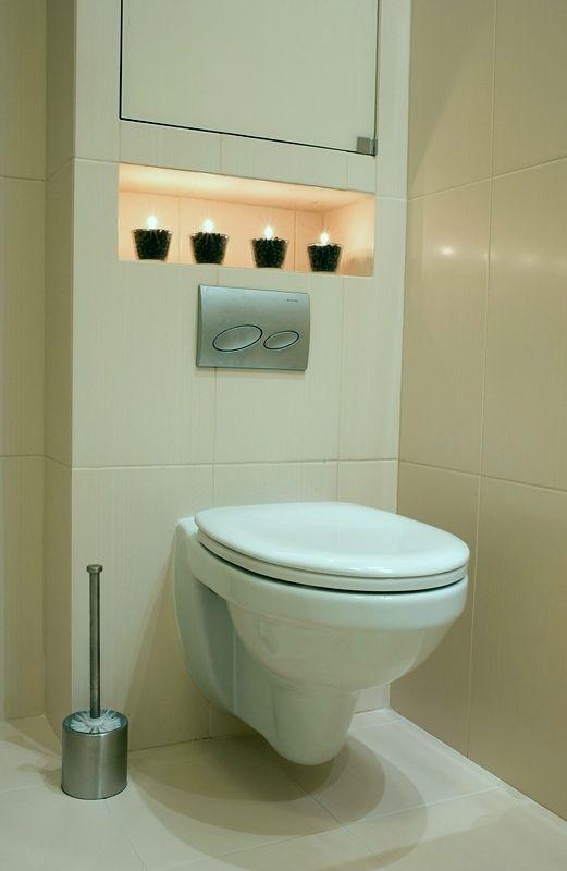 Przestrzeń nad ścianką wc?