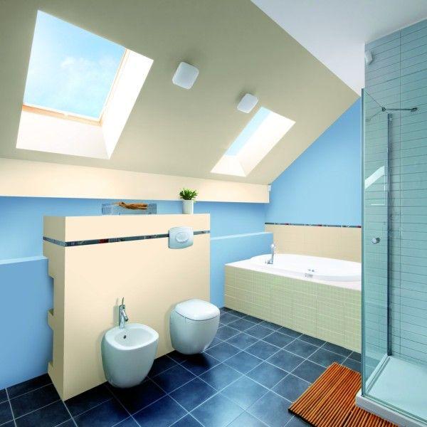 Galeria Zdjęć Zdjęcie Aranżacja łazienki Farba śnieżka