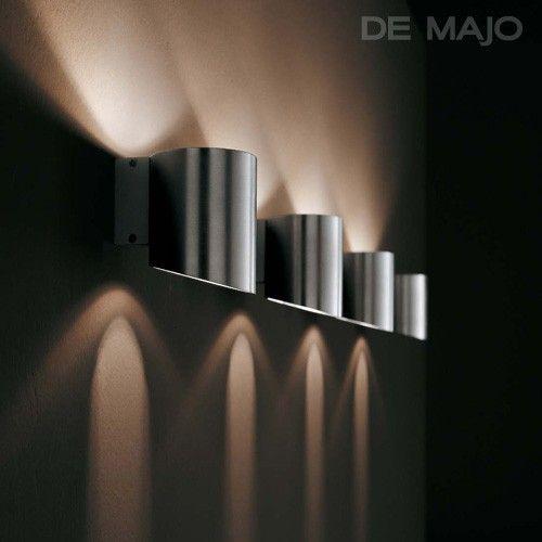 Galeria Zdjęć Zdjęcie Lampa ścienna De Majo Blade