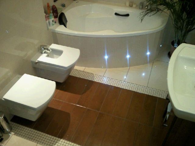 Galeria Zdjęć Zdjęcie Podłoga W łazience Bidet Wc