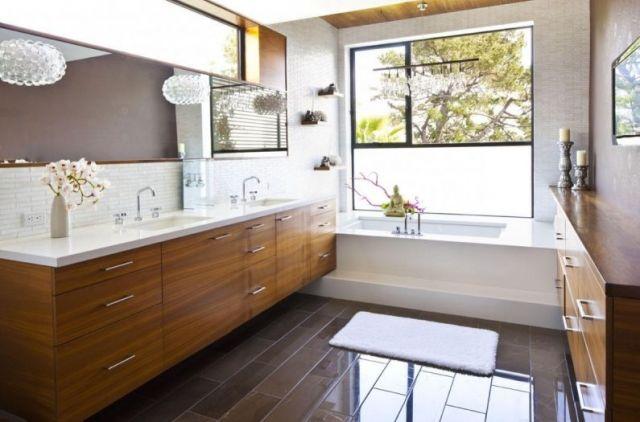 Meble azienkowe luxum galeria meble na wymiar do for Zen type bathroom designs