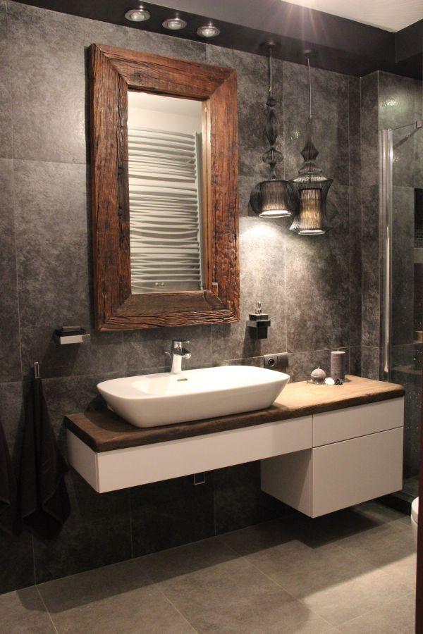 Galeria Zdjęć Zdjęcie Stylowe Lustro W łazience
