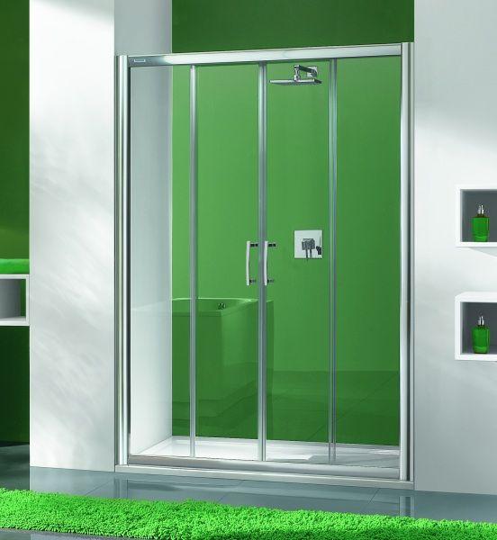 Drzwi wnękowe przesuwne czteroelementowe TX D4/TX5 Sanplast