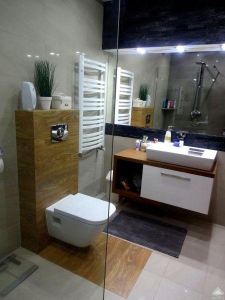 Galeria Zdjęć Zdjęcie Aranżacja łazienki W Kolorze Szarym