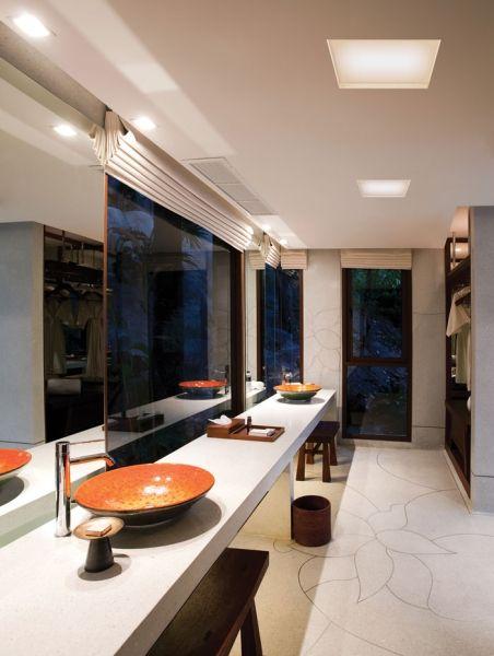 Aurora - oświetlenie łazienki Volos