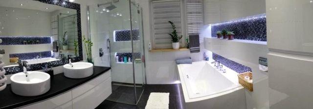 Galeria Zdjęć Zdjęcie Aranżacja Nowoczesnej łazienki Z