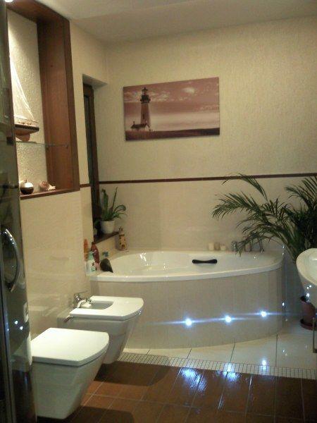 Anna L 1 Galeria Aranżacja łazienki Z Wanną Narożną