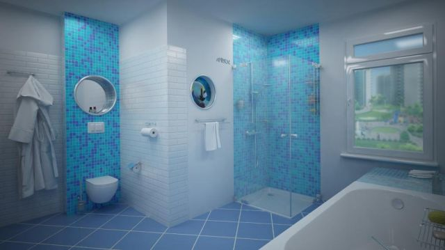 Andex - akcesoria łazienkowe z serii Sanibella
