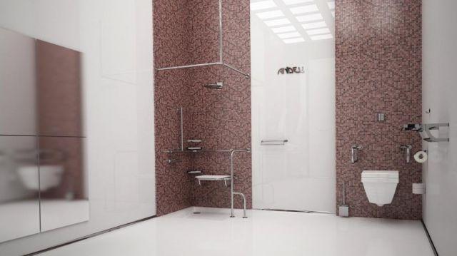 Andex - akcesoria łazienkowe z serii Bez barier
