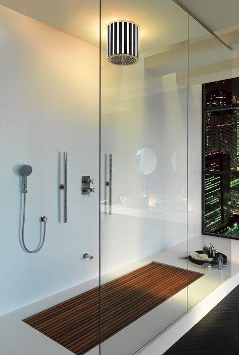 Nowoczesna łazienka Dla Wymagających Boksy Luxum