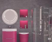 Galeria Zdjęć Zdjęcia Dwukolorowa łazienka Wszystko O