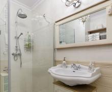 Szczypta Prowansji w łazience