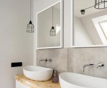 Lustro łazienkowe GieraDesign