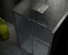 drzwi prysznicowe Axiss Glass