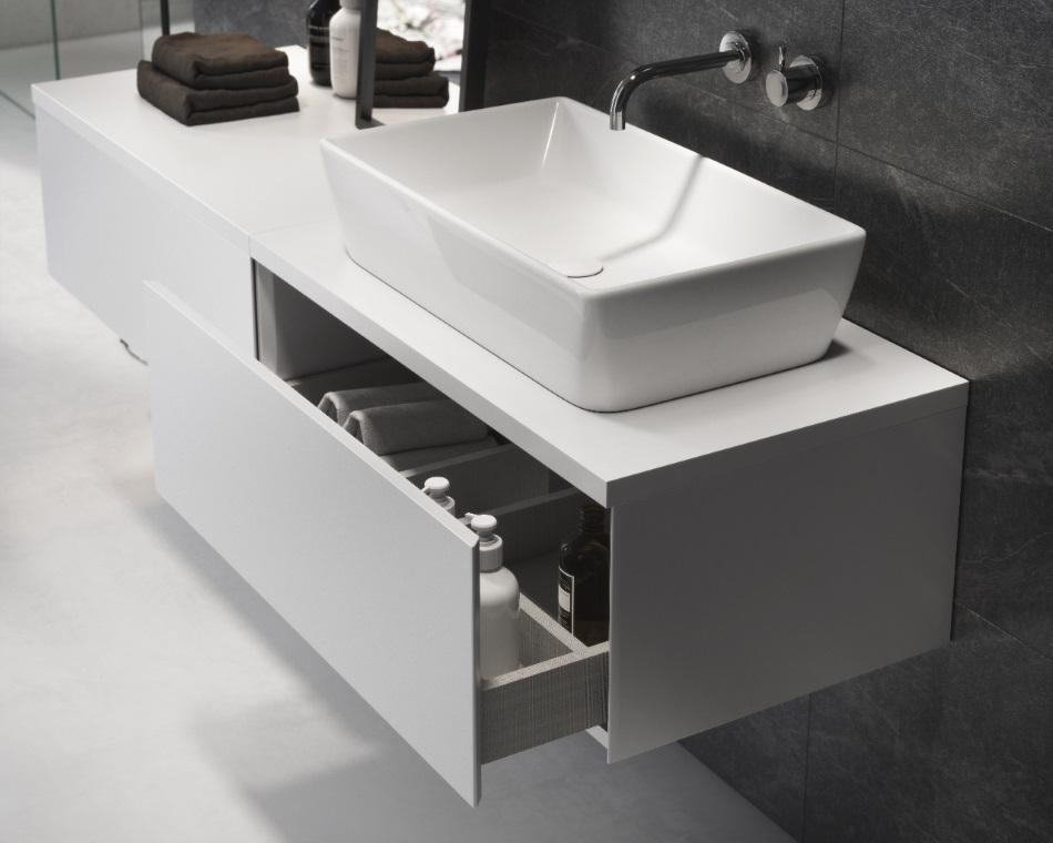 Fantastyczny Meble Opoczno - galeria - Szafka pod umywalkę nablatową Splendour AS19