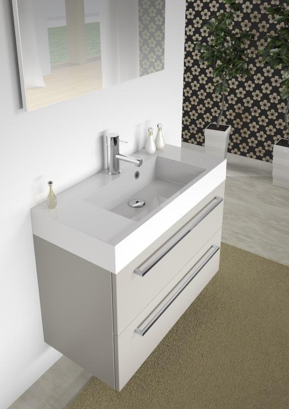 SMARTLINE - umywalka z marmuru syntetycznego