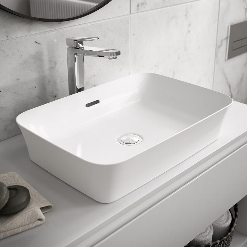 Umywalka nablatowa Ipalyss