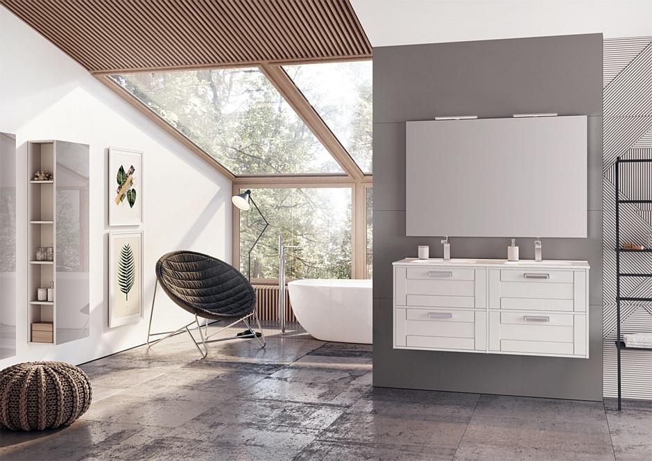 Inge New kolekcja mebli łazienkowych