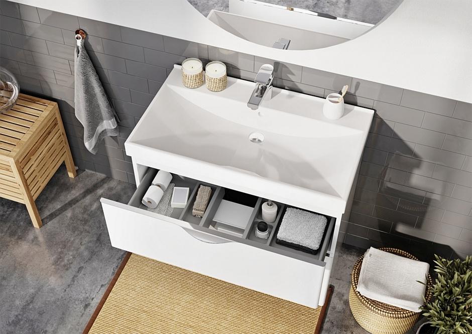 Szafka łazienkowa z kolekcji Ambio New