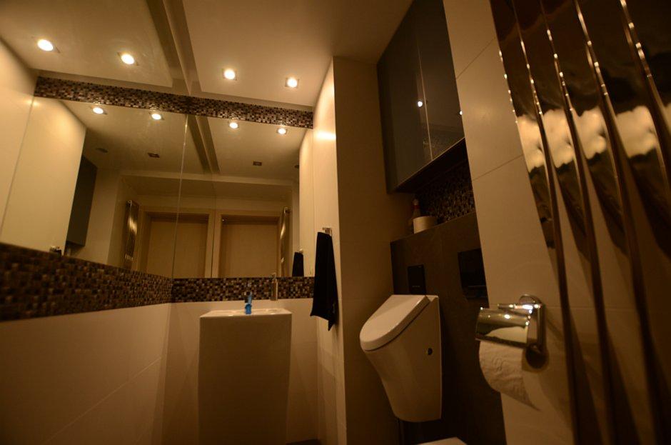 Łazienka nowoczesnego mężczyzny