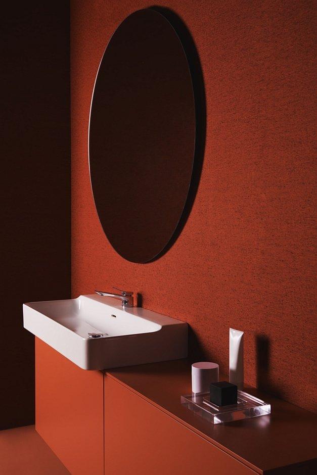 Umywalka Conca oraz lustro Mood