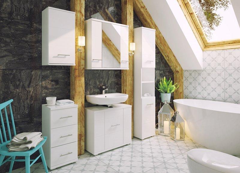 BARI  kolekcja mebli łazienkowych