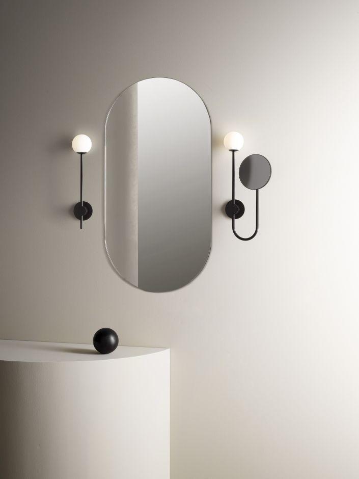 Lampy Orb-Orb single Black Portrait