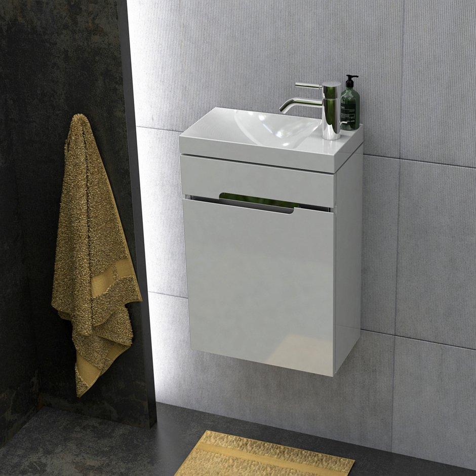 Szafka łazienkowa Silver Mini ORISTO