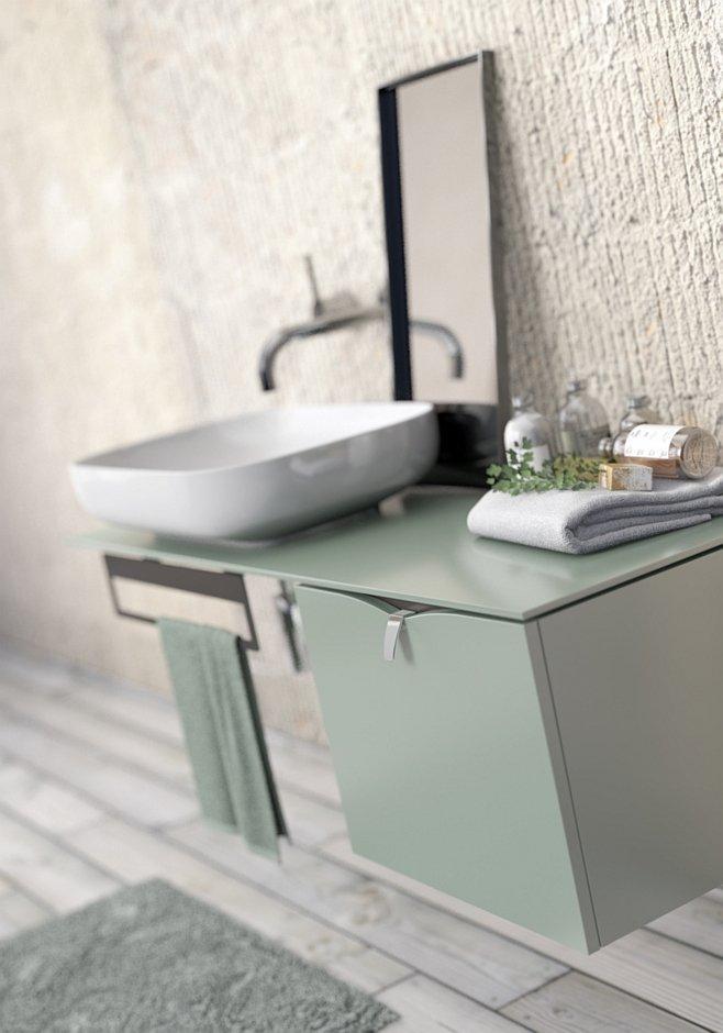 Kolekcja mebli łazienkowych Siena Oristo