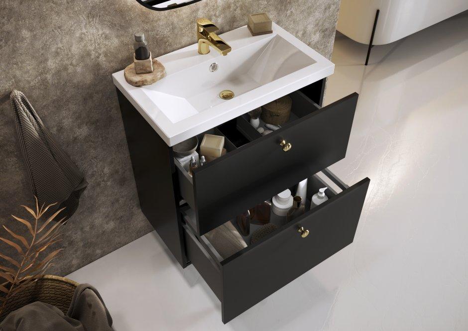Kolekcja mebli łazienkowych Kido
