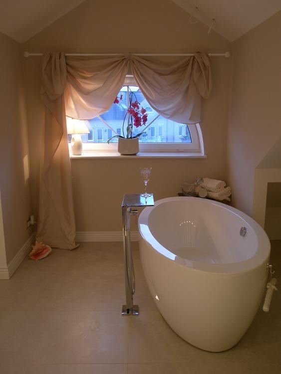 katarzyna zwd - galeria - aranżacja łazienki z wanną wolnostojącą - Łazienkowe inspiracje ...
