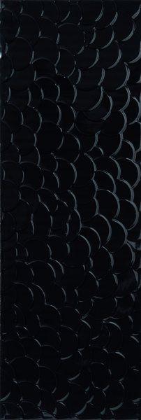 Płytki Nordic Negro Shell firmy Aparici