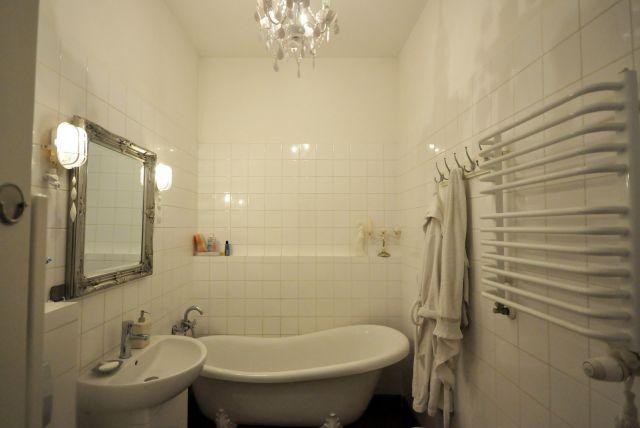 Maciek - galeria - aranżacja łazienki w stylu retro - Łazienkowe inspiracje, aranżacje łazienek ...