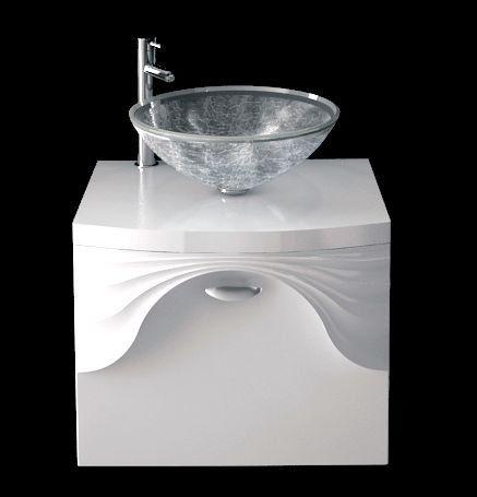 Sanitti -  Szafka pod umywalkę Asso