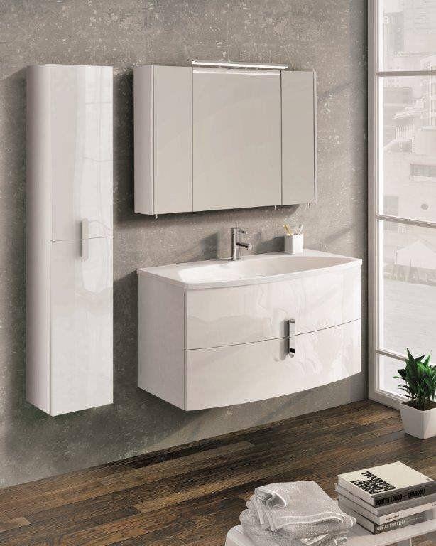 meble łazienkowe z kolekcji Roud