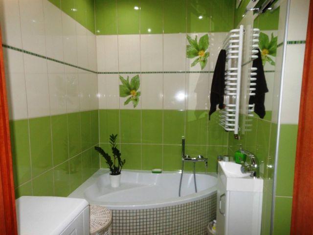 Magdalena G - galeria - łazienka z wanną narożną - Łazienkowe inspiracje, aranżacje łazienek ...